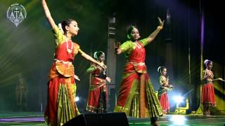 Download ATA 2014 - Bharatanatyam(Alarullu, Tillana, Pushpaanjali) - Nardhana Academy of Dance Video