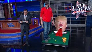 Download A Heckler Interrupts Stephen Colbert's Monologue Video