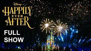 Download NEW Disney Happily Ever After Full Fireworks Show Magic Kingdom Walt Disney World   BrandonBlogs Video