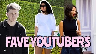 Download MY TOP 5 FASHION YOUTUBERS 2017 (ft. SongofStyle, Gallucks, WearILive) Video