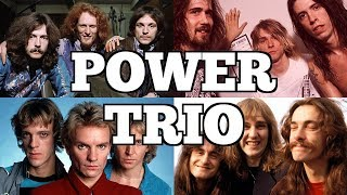 Download THE POWER TRIO Video