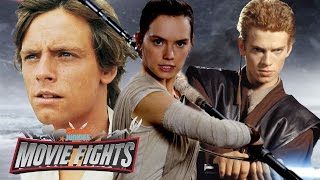 Download Is The Force Awakens The Best Star Wars Movie? - MOVIE FIGHTS Video