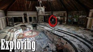 Download Exploring ABANDONED PLAYBOY MANSION! (Crazy Indoor Pool!) Video