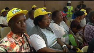 Download President Jacob Zuma launches 16 Days of Activism campaign Video