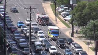 Download Austin Fire Department Responding With Airhorn Siren Video