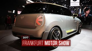 Download Top five electric cars from the Frankfurt Motor Show Video