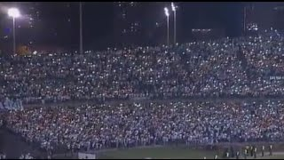 Download Atletico Nacional Fans Tribute Chapecoense in Stadium - Plane Crash Brazil Video