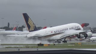 Download [4K] 40+ Minutes of Amazing Plane Spotting at Syndey Intl. Airport (SYD/YSSY) Video