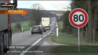 Download La limitation de vitesse à 80 km/h : un projet nocif pour les Français, la France et son économie Video