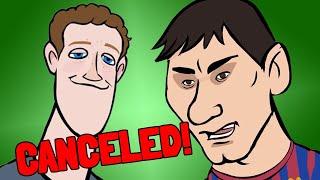 Download Mark Zuckerberg canceled el clasico!!! (Barcelona vs Real Madrid) Video