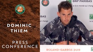 Download Dominic Thiem - Press Conference after Semi-Finals | Roland-Garros 2019 Video