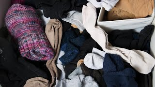 Download You're Destroying Your Socks If You Fold Them This Way Video
