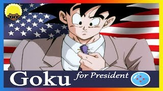 Download What If Dragon Ball Characters Ran For President? Video