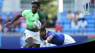 Download South Africa Sevens: Seven of the best tries Video