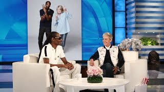 Download Snoop Dogg Talks Being an Emmy Nominee Video