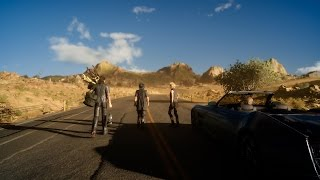 Download UNCOVERED:FINAL FANTASY XV Trailer [JP] Video