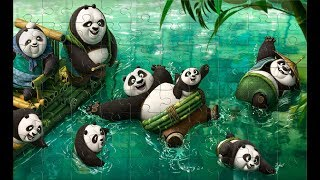 Download Everyday Jigsaw - Kungfu Panda puzzle games Video