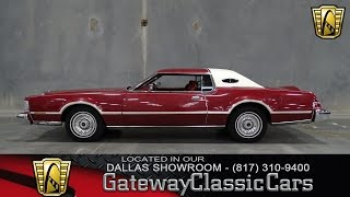 Download 1976 Lincoln Mark IV Video