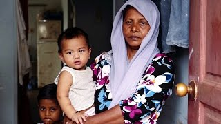 Download Striving to survive: Rohingya refugees in Malaysia Video