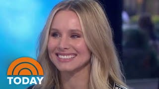 Download Actress Kristen Bell Talks About Parenting And 'The Good Place'   TODAY Video