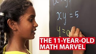Download The 11-Year-Old Math Marvel | On The Red Dot | CNA Insider Video