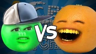 Download Annoying Orange - Epic Rap Battles Of Kitchenry (ft. NicePeter) Video