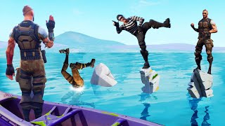 Download Simon Says DANCE But DON'T Fall Off! (Fortnite) Video