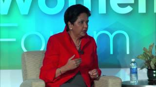 Download 2015 Global Women's Forum - Part 6 featuring PepsiCo CEO Indra Nooyi Video