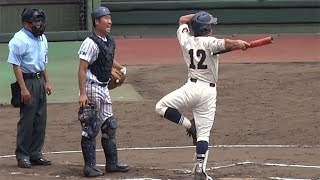 Download Japanese High School Player Has HILARIOUS Batting Routine, Looks Like a Ninja Video