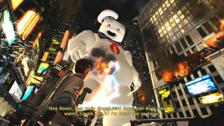Download Ghostbusters - Stay Puft Marshmallow Man xbox 360 gameplay Video