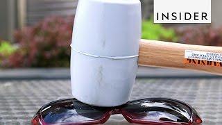 Download Unbreakable Glasses Video