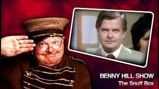 Download Benny Hill Show classic sketch - The Snuff Box - spy movies parody Video