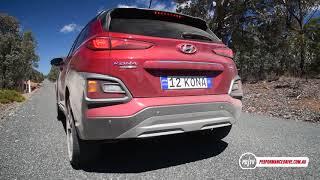 Download 2017 Hyundai Kona turbo (AWD) 0-100km/h & engine sound Video