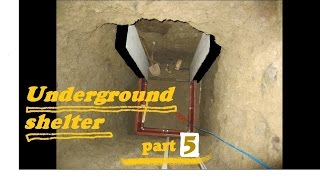 Download UNDERGROUND shelter, How to build an underground Bunker!!! #5 Video