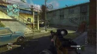 MW3: MK14 MOAB on Village! Free Download Video MP4 3GP M4A