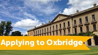 Download Oxbridge Applications: 5 Tips To Boost Your Chances Video