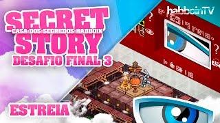 Download [ESTREIA] Secret Story Habbo: Desafio Final 3 - Gala #1 (17-01-2016) Video
