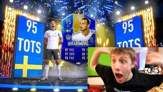 Download GREATEST TOTS PACK OPENING SO FAR.... FIFA 19 Video