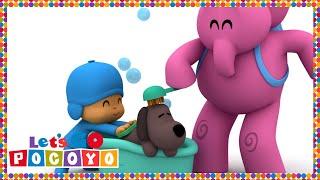 Download Let's Go Pocoyo! - Bathing Loula [Episode 19] in HD Video