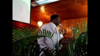 Download Rev. Nelson Forbes Homegoing Service - Tribute in Song - Malachi Roberts Video