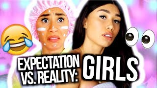 Download What You THINK Girls Do Vs. What They Actually Do | Expectation Vs. Reality | MyLifeAsEva Video