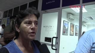 Download Delta Airlines, primera aerolínea estadounidense con oficina en Cuba Video