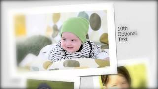 Download Photo Gallery Baby Template Video