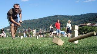 Download Best Outdoor Yard Game KUBB - Kubb Devils Video