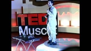 Download Present yourself in influential way...   Haider Al Zaabi   TEDxMuscatSalon Video