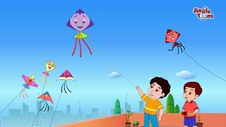Download Chali Re Meri Patang(चली रे मेरी पतंग) | Hindi Kids Song | Animated Song by Jingle Toons Video