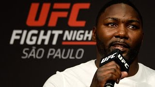Download UFC 206: Q&A w/ Anthony Johnson and Stephen Thompson Video
