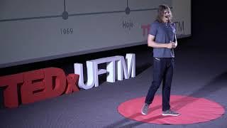 Download Os humanos estão roubando o emprego dos robôs | Daniel Tozadore | TEDxUFTM Video