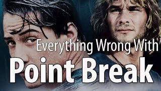 Download Everything Wrong With Point Break (1991) In 15 Minutes Or Less Video