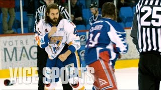 Download Drop The Gloves: Canada's Toughest Hockey League Video